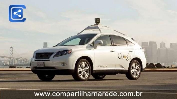 Carros autônomos criados pelo Google já tem data para serem testados nas ruas