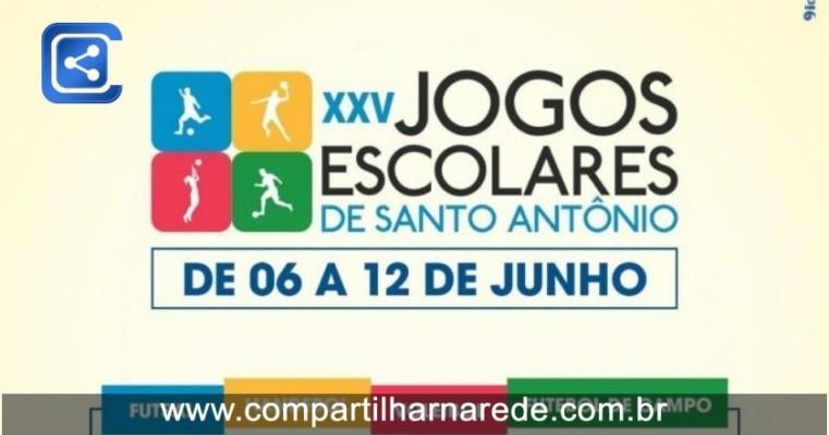 Prefeitura de salgueiro realizará XXV edição dos Jogos Escolares de Santo Antônio.