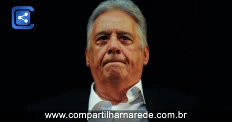"""FHC pediu a Marcelo Odebrecht doações para tucanos: """"Envio-lhe um SOS"""""""