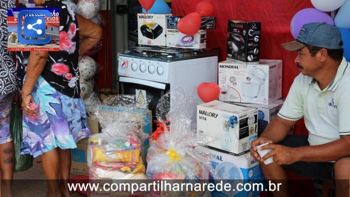 Sorteio Premiação do Dia das Mães - MERCADINHO VASCONCELOS