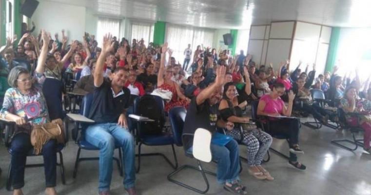 Reivindicando aumento salarial, professores de Senhor do Bonfim entrarão em greve nesta quarta-feira