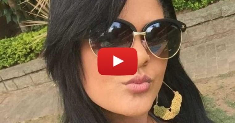 Brasileira enviou vídeo à amiga antes de morrer com drogas no estômago – Veja vídeo
