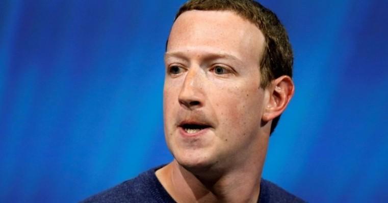 Mark Zuckerberg perde US$ 16 bilhões de patrimônio em um dia com queda das ações do Facebook