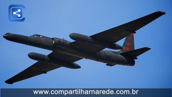 LOCKHEED U-2, O ESPIÃO DO CÉU