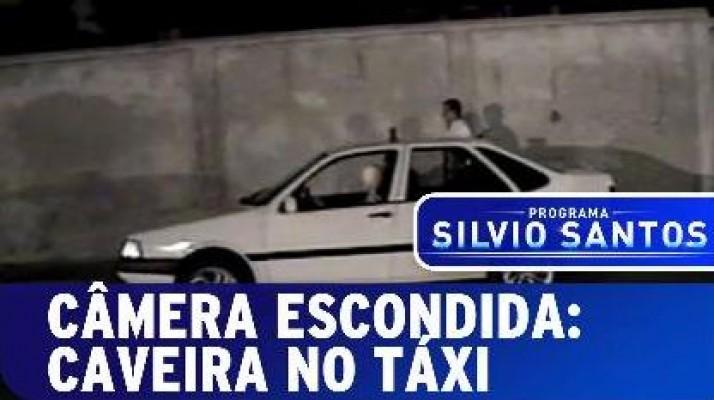 Câmera Escondida: Caveira no Táxi