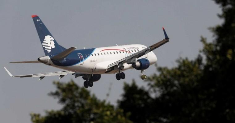 Avião com capacidade para 100 passageiros cai no México; ninguém morreu