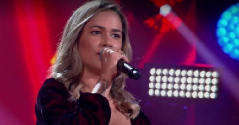 Pernambucana Michele Andrade, ex-Limão com Mel, é reprovada no The Voice