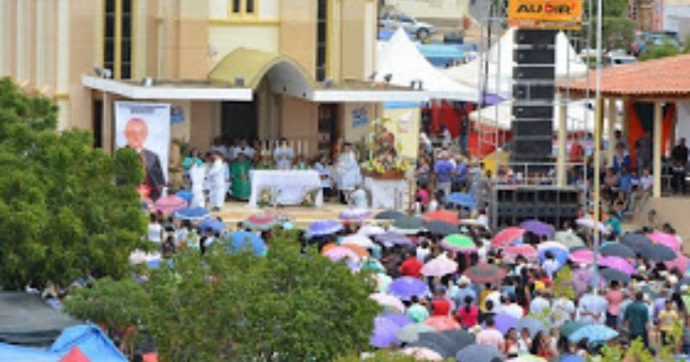 Romaria de Santa Cruz da Venerada superou as expectativas Graças ao espirito de União