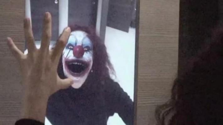 Pegadinha – Imagine se olhar ao espelho e ver um MONSTRO !