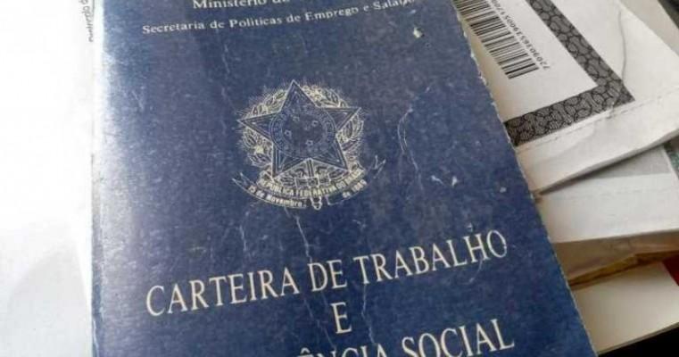 Ministério do Trabalho: Pernambuco continua atrás de Ceará e Bahia em número de carteiras assinadas