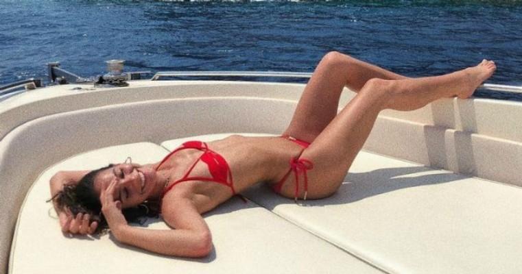 Bruna Marquezine na Grécia está vivendo a vida que toda mulher sonha