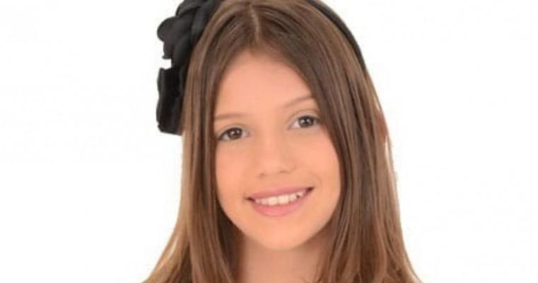 Pré-adolescente de 12 anos representa São José do Belmonte no Concurso Miss Pernambuco Mirim