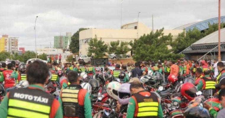 Candidato a governador, Julio Lossio quer regulamentar serviço de mototáxi