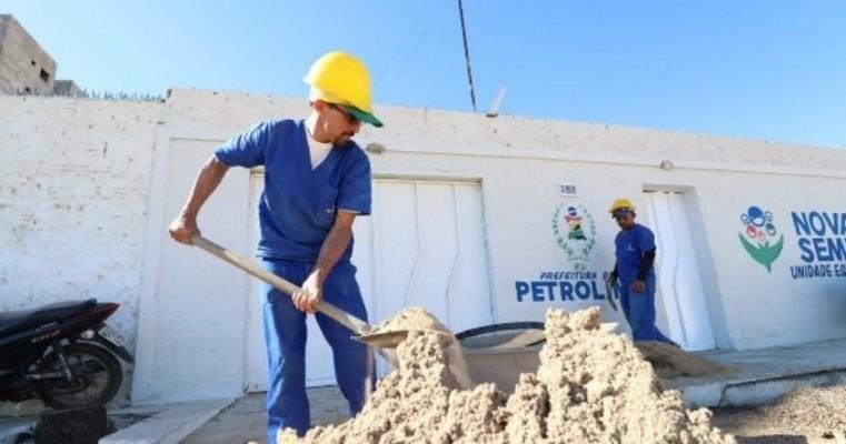 Prefeitura de Petrolina investe R$ 2,4 milhões em reparos e manutenções nas unidades do Nova Semente