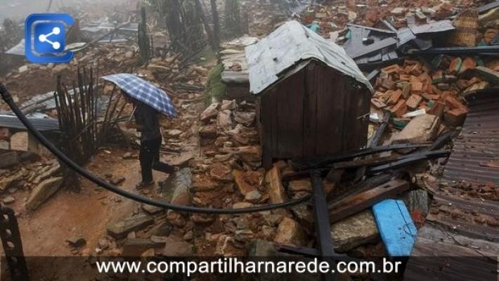 Projeto de brasileiros leva esperança com reconstrução de vila do Nepal