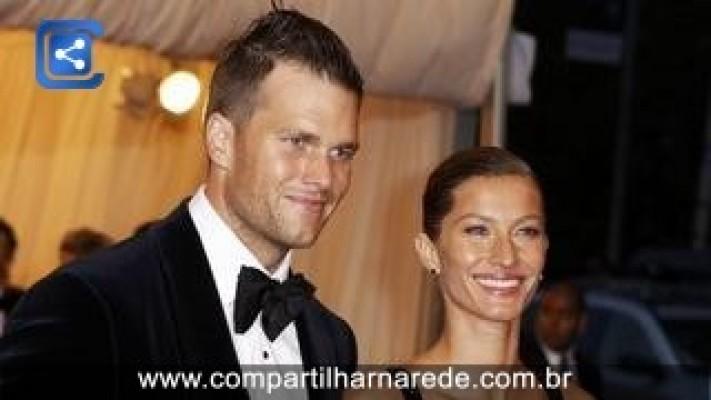 Gisele Bündchen e Tom Brady terminam casamento, diz revista