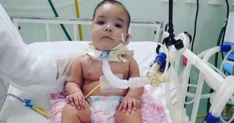 Lagoa Grande: após ter medicamento negado pelo SUS, mãe realiza campanha para arrecadar recursos