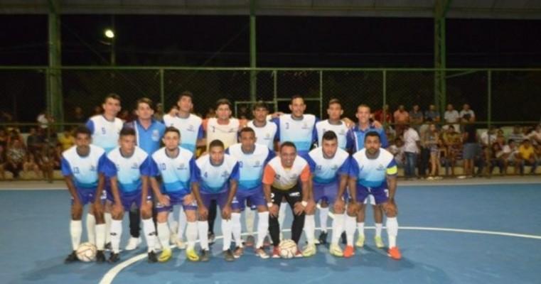 Parnamirim vence Araripina pelo campeonato pernambucano adulto de Futsal 2018