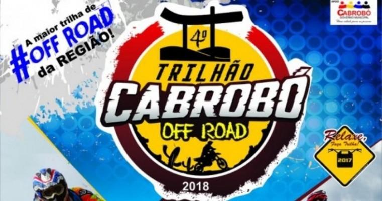 Trilhão Cabrobó Off Road: Vem aí um dos maiores e mais tradicionais eventos Off Road da região!