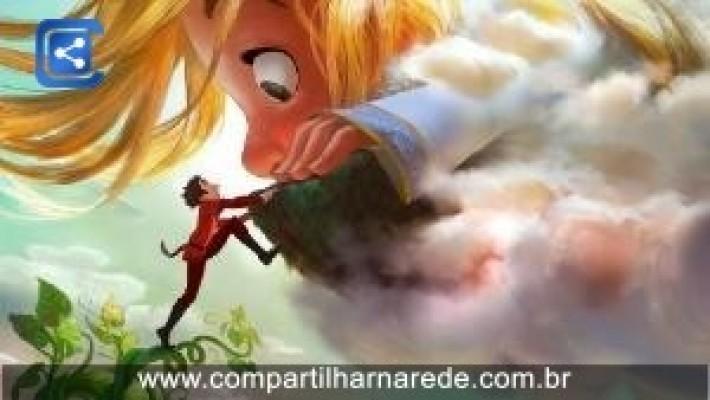 Disney anuncia animação que reconta história de João e o Pé de Feijão
