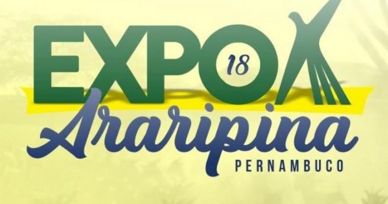 1ª ExpoAraripina movimenta o Sertão do Araripe a partir da próxima quinta-feira