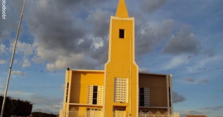 COMEÇA HOJE A FESTA RELIGIOSA DE TERRA NOVA