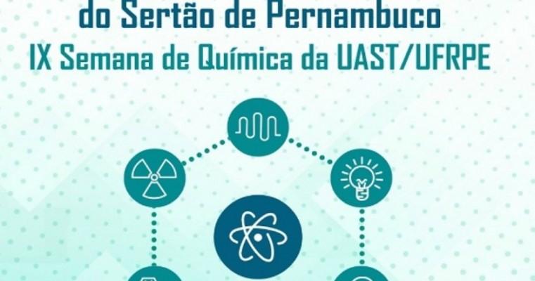 """IF Sertão-PE e UFRPE de Serra Talhada organizam """"I Encontro de Química e Física do Sertão de Pernambuco"""""""