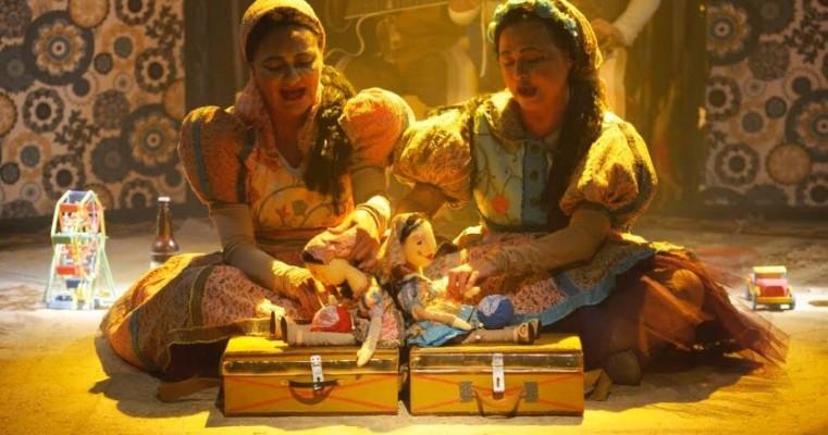 """Peça """"Sebastiana e Severina"""" é apresentada em Triunfo, Arcoverde e Sertânia neste fim de semana"""