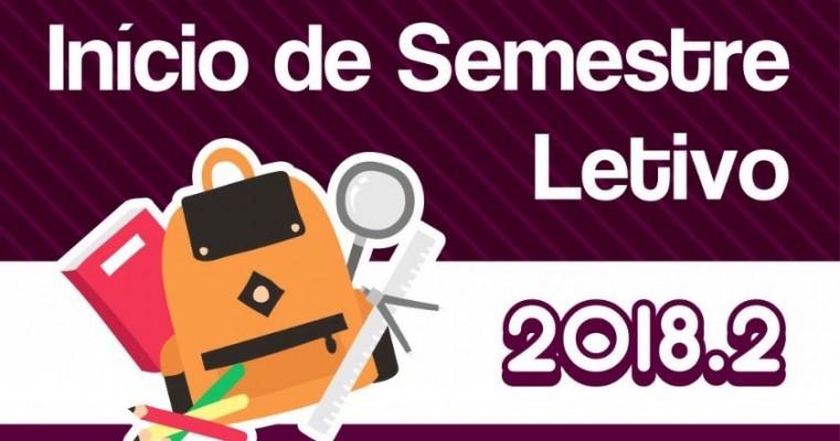 Semestre letivo 2018.2 do IF Sertão-PE de Ouricuri começa nesta segunda-feira