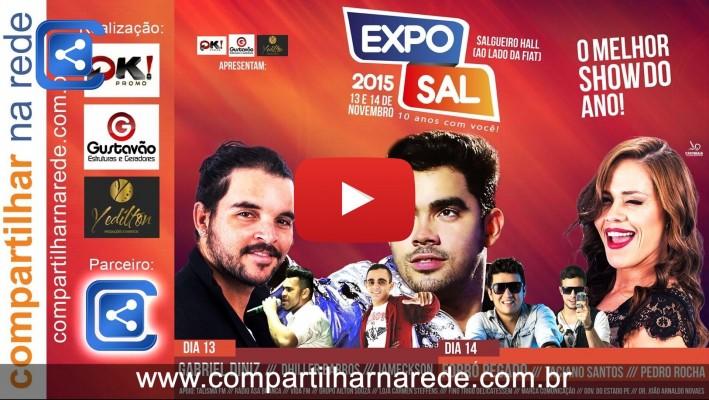 EXPOSAL 2015 - Programação oficial da Exposal 2015