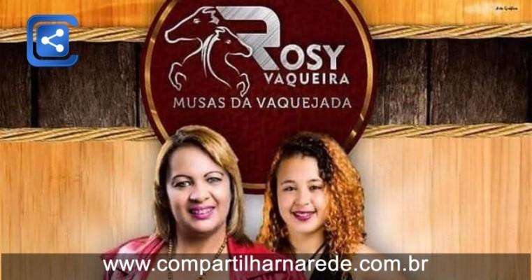 MUSAS DA VAQUEJADA NO WLG CLUBE CACHOEIRINHA