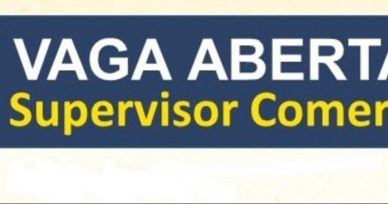 Agência do trabalho em Salgueiro oferece vaga para Supervisor Comercial