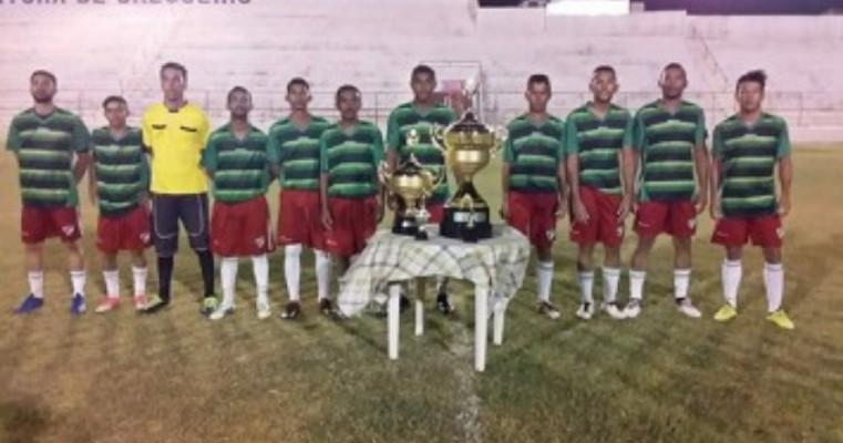 Prefeitura de Salgueiro realiza XII Campeonato da Liga Desportiva de Salgueiro