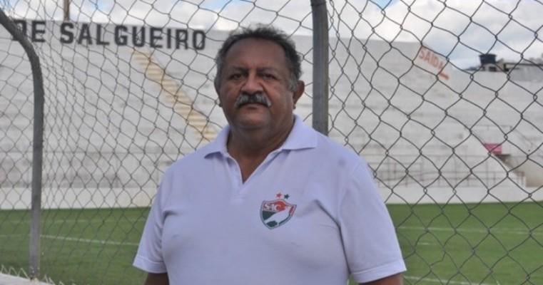 Presidente do Salgueiro elogia nova fórmula de disputa da Copa do Nordeste