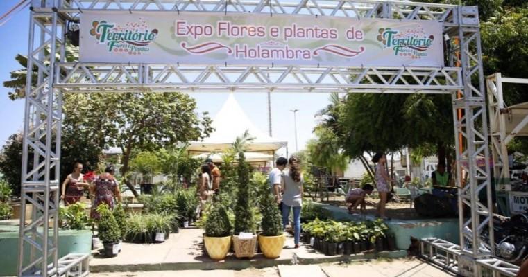Salgueiro-PE recebe pela 1ª vez, a Expo Flores & Plantas de Holambra