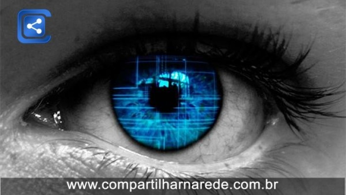 Quantos megapixels possuem os olhos humanos?