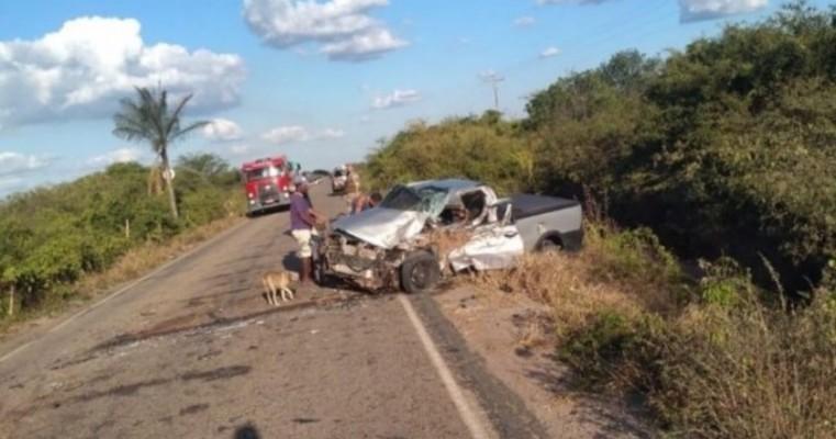 Empresário morre em acidente na rodovia Asa Branca entre Exu e Crato