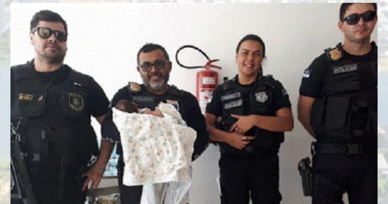 Caruaru PE – Usuária de Drogas Estava Vendendo Filho Prematuro de 23 dias de Nascido por Dois Mil Reais