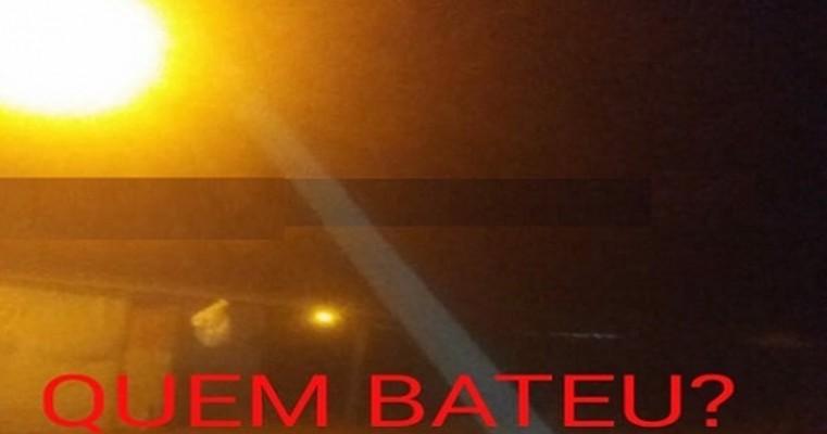 Petrolina PE – Caminhão bate em poste e causa perigo a população do Sítio São João próximo a Tapera
