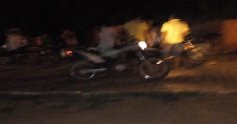 Juazeiro BA – Acidente de Moto Próximo ao Campo do NH-01 na Maniçoba