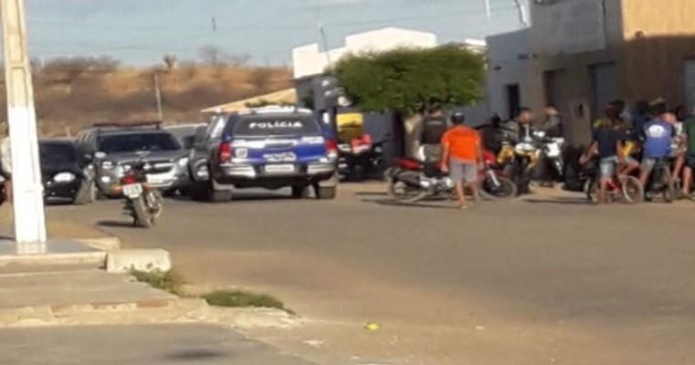 Petrolina PE – Acidente de Transito Envolvendo Viatura Policial no N-05 PSNC