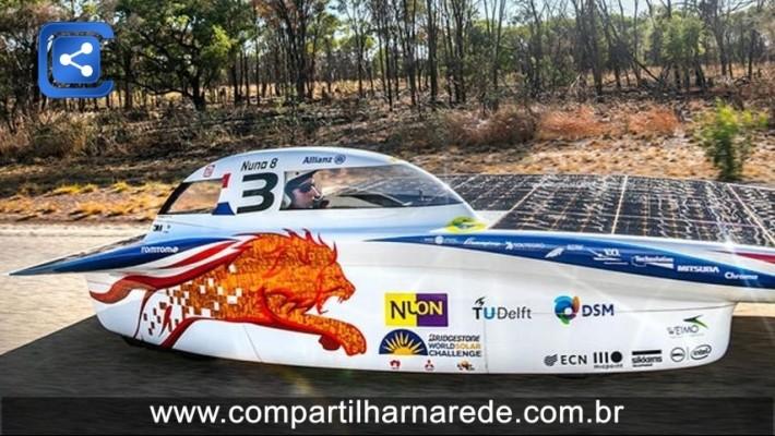 7 carros do futuro movidos apenas a energia solar