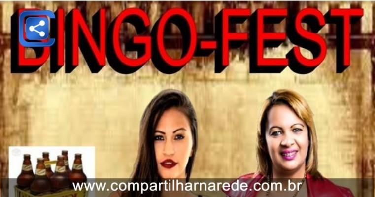 BINGO - FEST NO SÍTIO FEIJÃO.