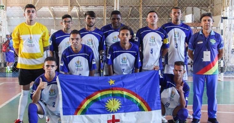 APAE de Salgueiro participa da XXII Olimpíadas Especiais das APAES na Edição Nacional 2018