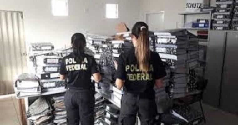 PF faz operação contra organização criminosa em Alagoas, Bahia e Paraíba