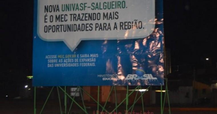 Sisu 2019 ofertará primeiras vagas para os dois cursos do Campus Salgueiro da Univasf