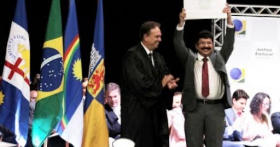 Antonio Fernando é diplomado deputado estadual por Pernambuco