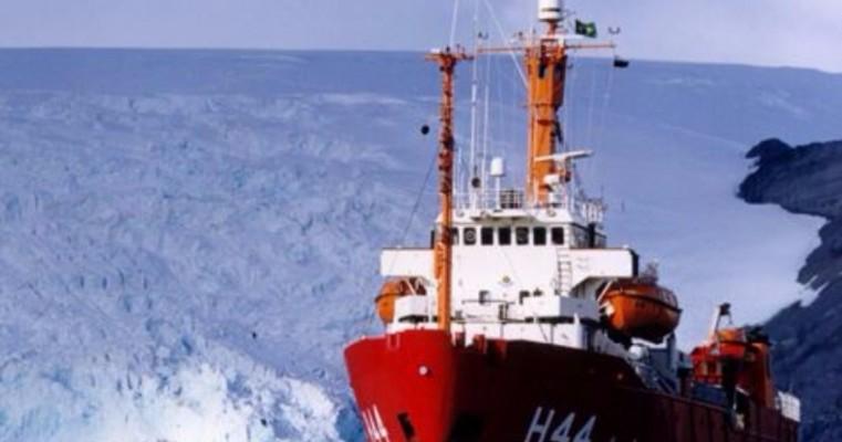 Congresso libera R$ 100 milhões para compra de navio para Antártida