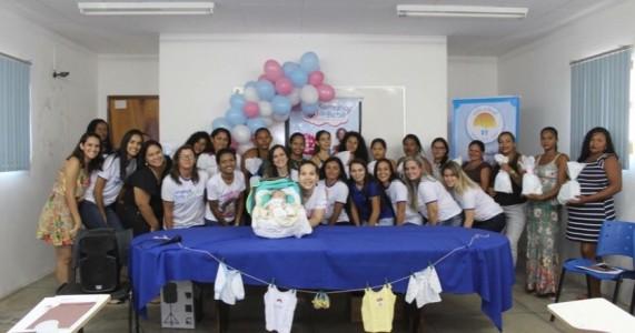 Prefeitura Municipal de Salgueiro realiza a Semana do Bebê
