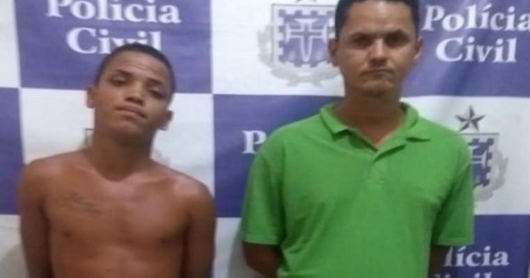 Juazeiro BA – Polícia Civil Prende Pai e Filho por Tráfico de Drogas no Bairro Novo Encontro